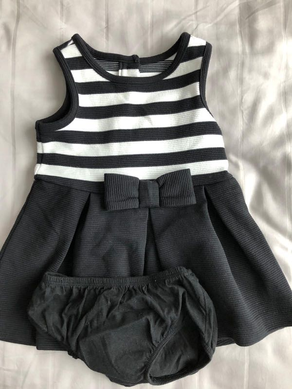 81e72ddba95 Janie and Jack Baby Girl Dress Set (6 - 12 months)