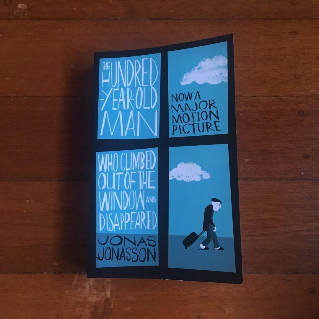 Jonas Jonasson - The 100 Year Old Man Who Climbed Out the Window and Disappeared