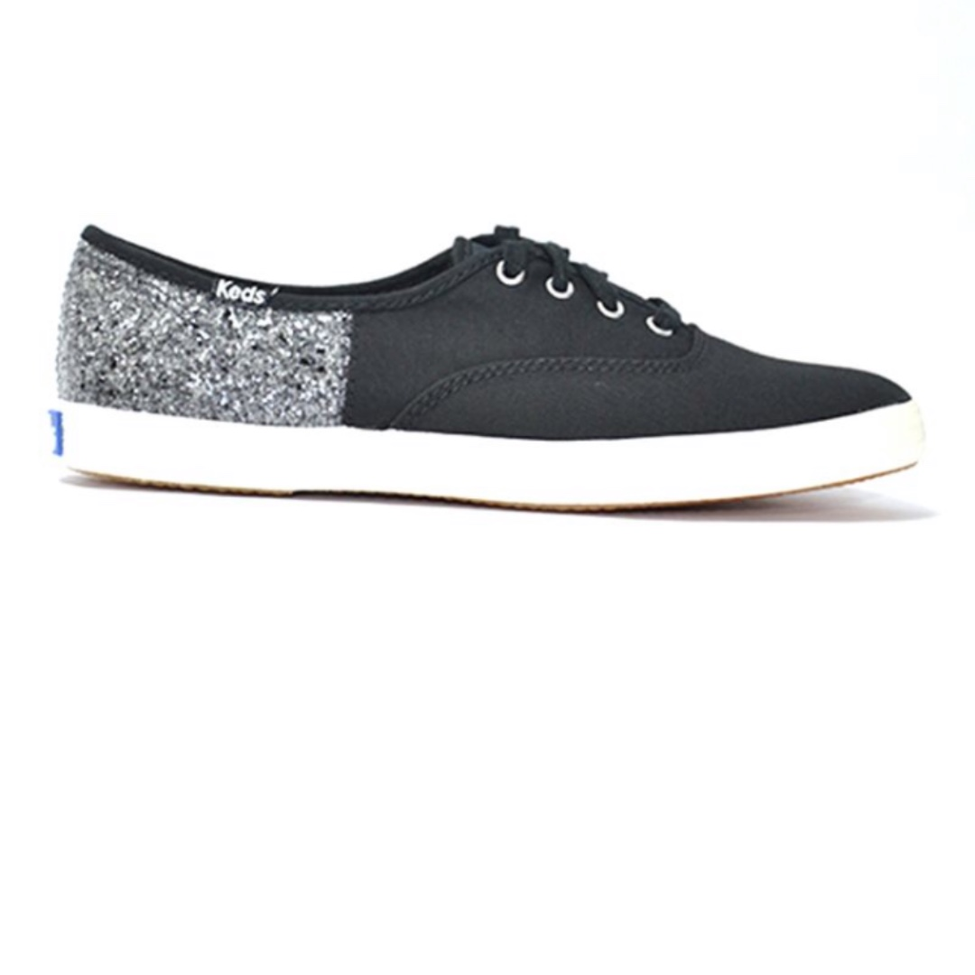 4ee1207096c4e Keds Champion 50 50 glitter low top