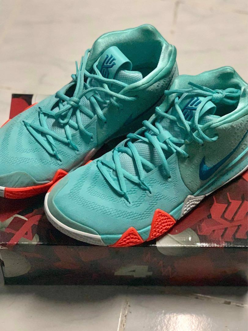 best service bf996 e2a9d Kyrie 4 Power is Female on Carousell