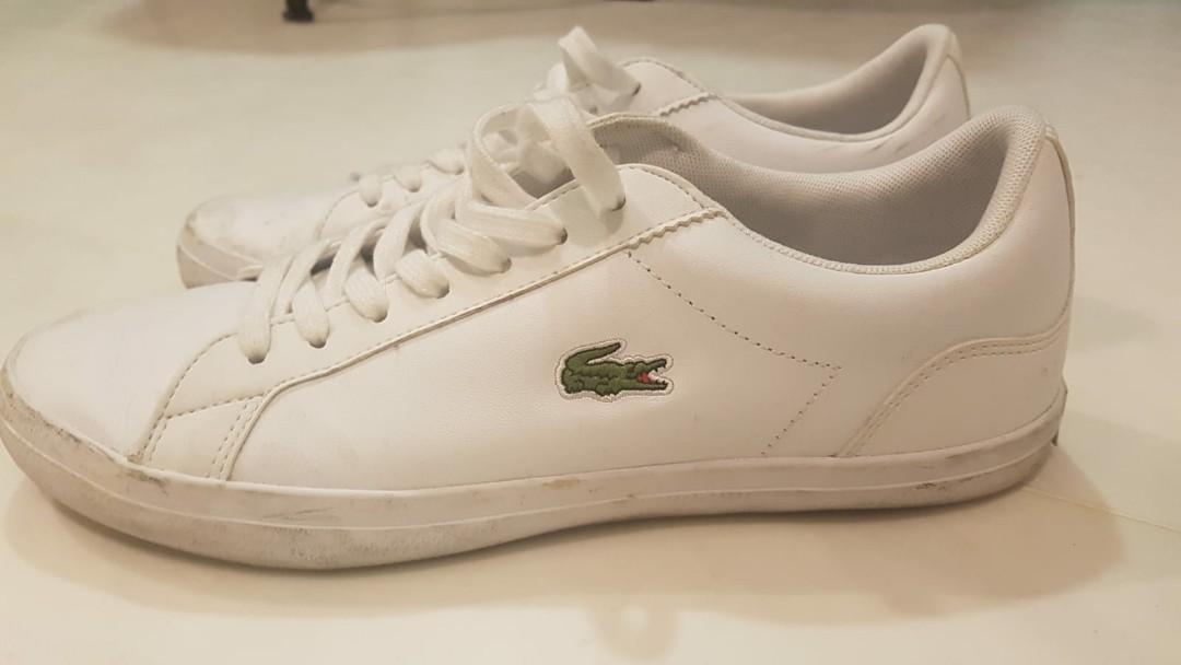 dc9d9635b5ee Lacoste women sneakers size 40