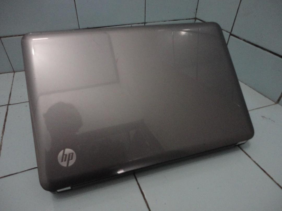 Laptop HP Pavilion G4 Core i7 Kondisi Normal Lancar Jaya