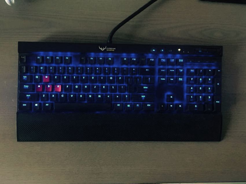 4f626671209 LAST CHANCE TO BUY!! Corsair K70 VENGEANCE Mechanical Gaming ...