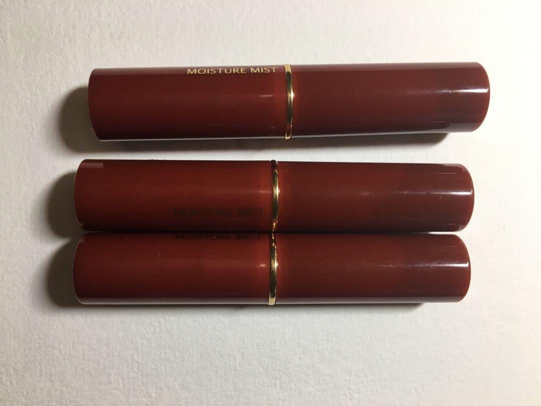 Moisture Mist lipsticks