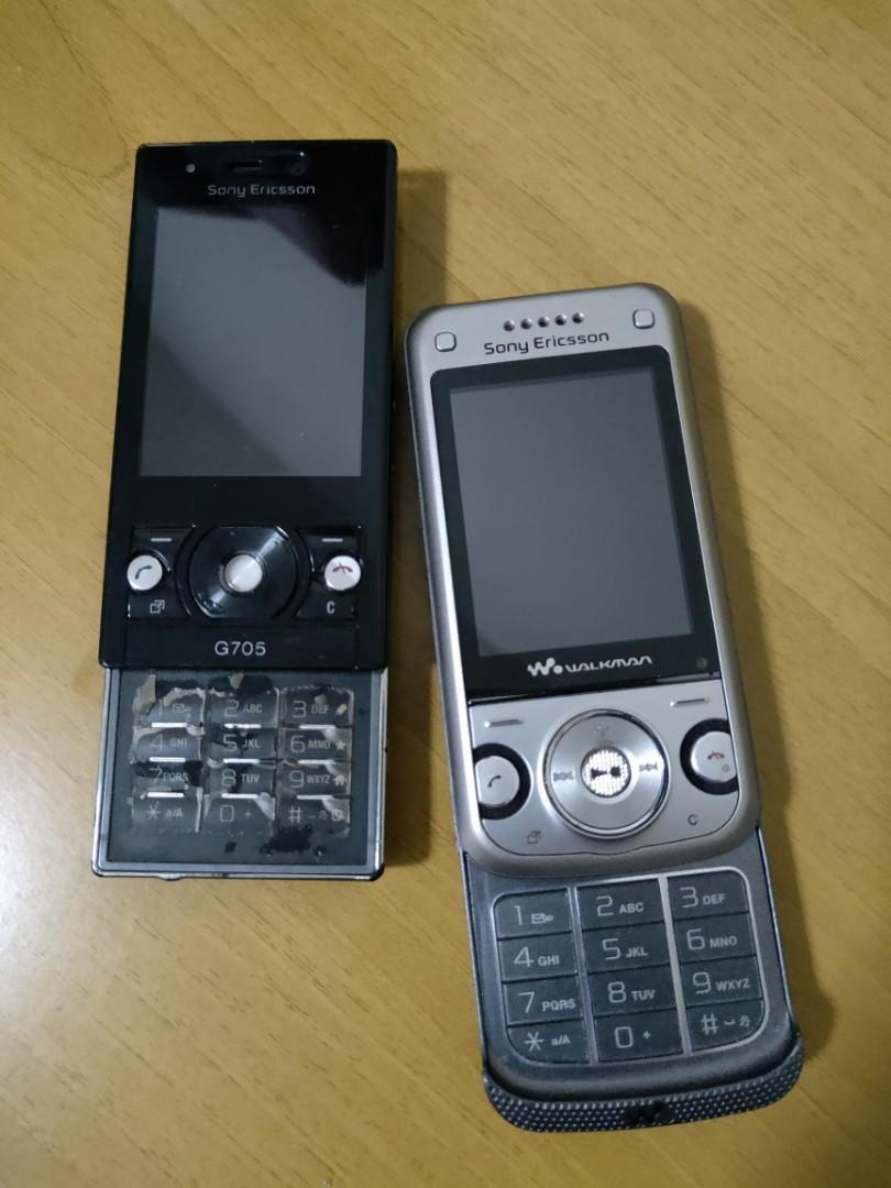 Cool Old Sony Ericsson Phones Mobile Phones Tablets Mobile Interior Design Ideas Grebswwsoteloinfo