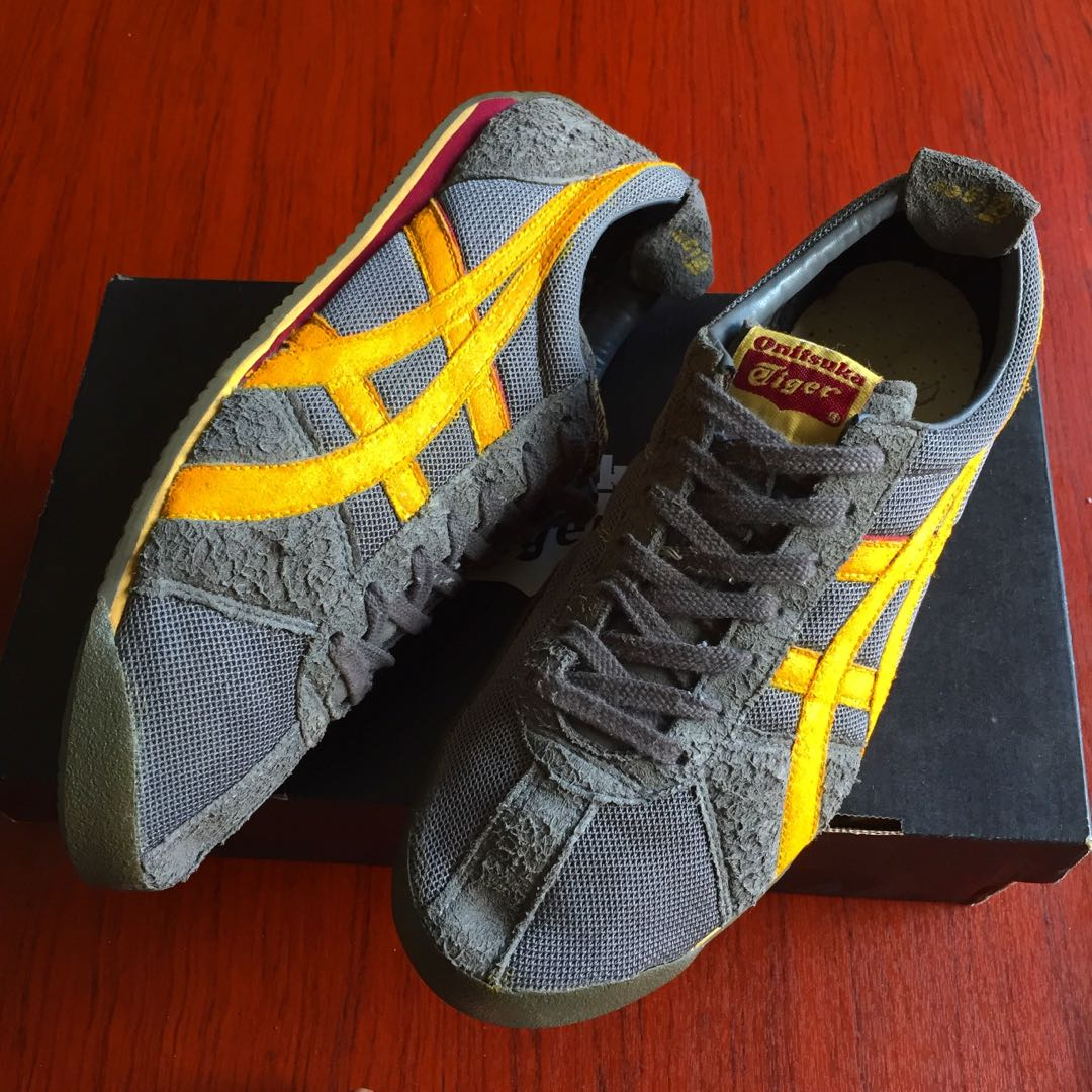 the best attitude 6ce99 c2383 Onitsuka tiger fencing (sample)