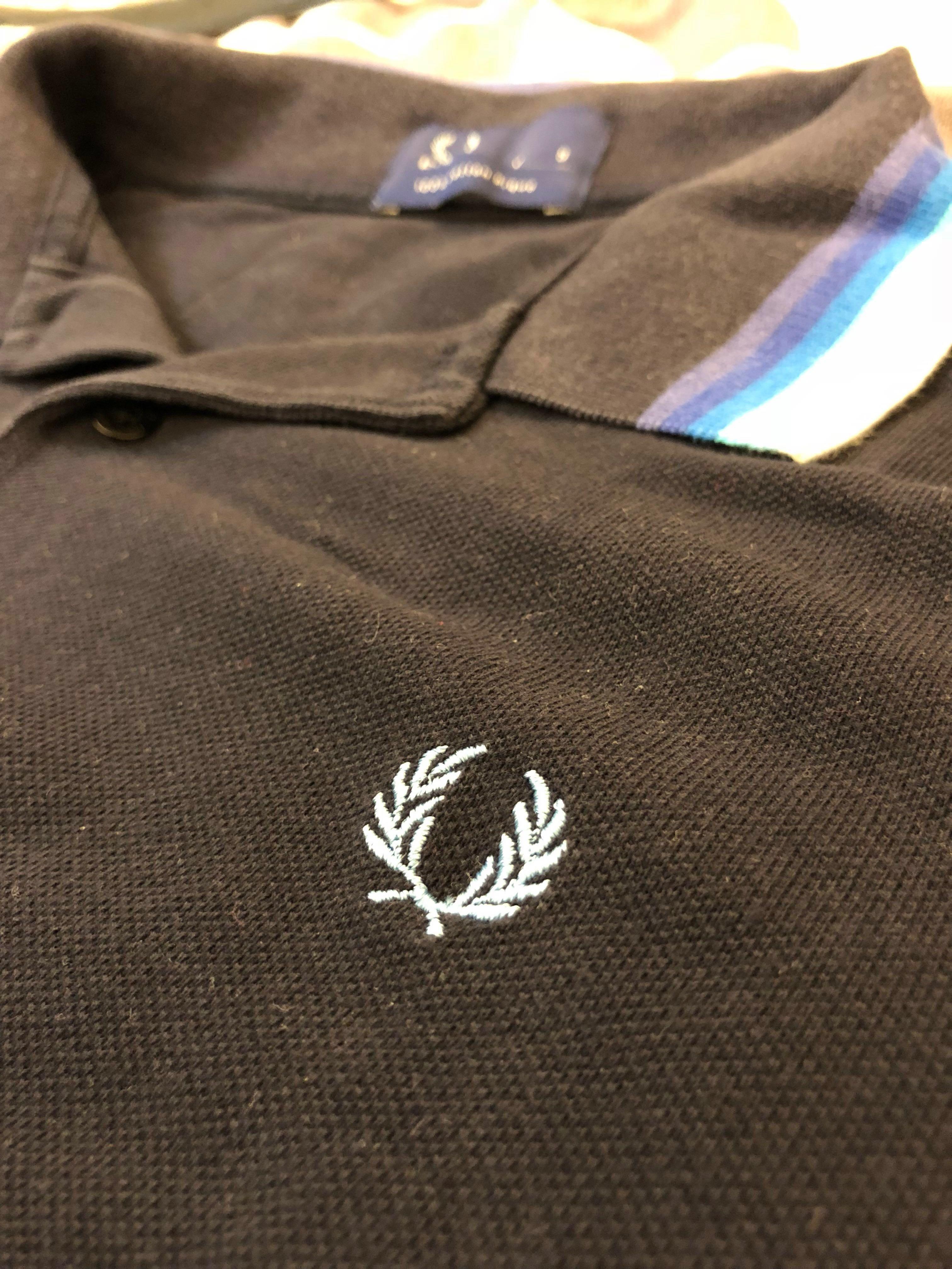 Original Fred Perry Polo Shirt