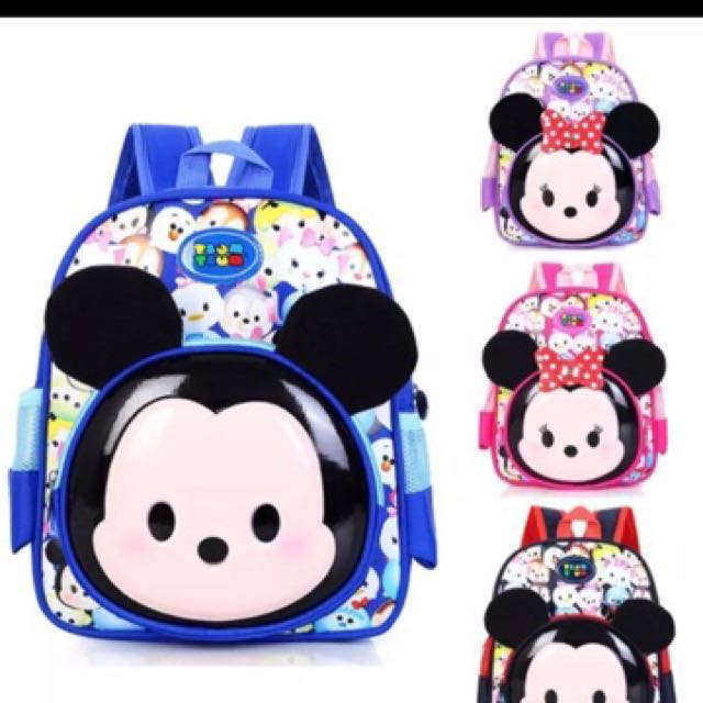 c77db019cb9 PO  Kids School Bag backpack
