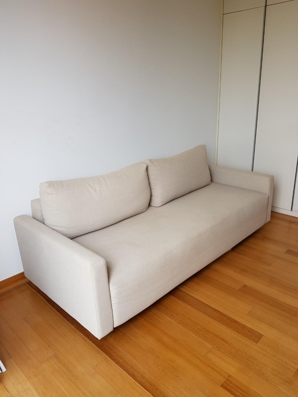 Pyx 3 Seater Sofa Also A Double Sofa Bed Furniture Sofas On