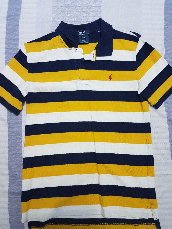 e7410fcf3 Ralph Lauren Polo Tee - Vintage. Mens S or Boys XL, Babies & Kids ...