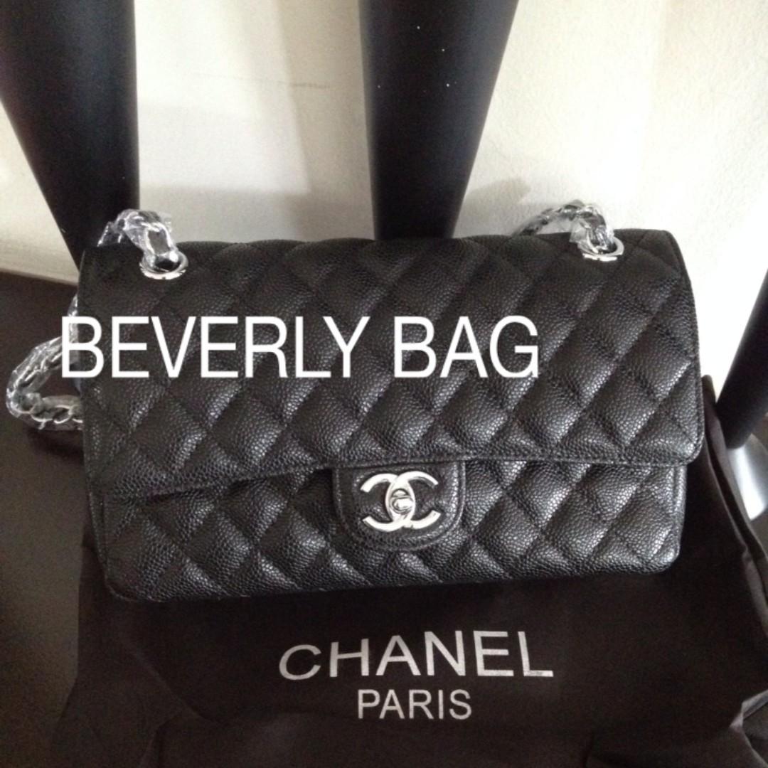 d1a199cb9574 Ready tas Chanel Classic Caviar 25 LEATHER MIRROR - hitam SHW, Olshop  Fashion, Olshop Wanita on Carousell