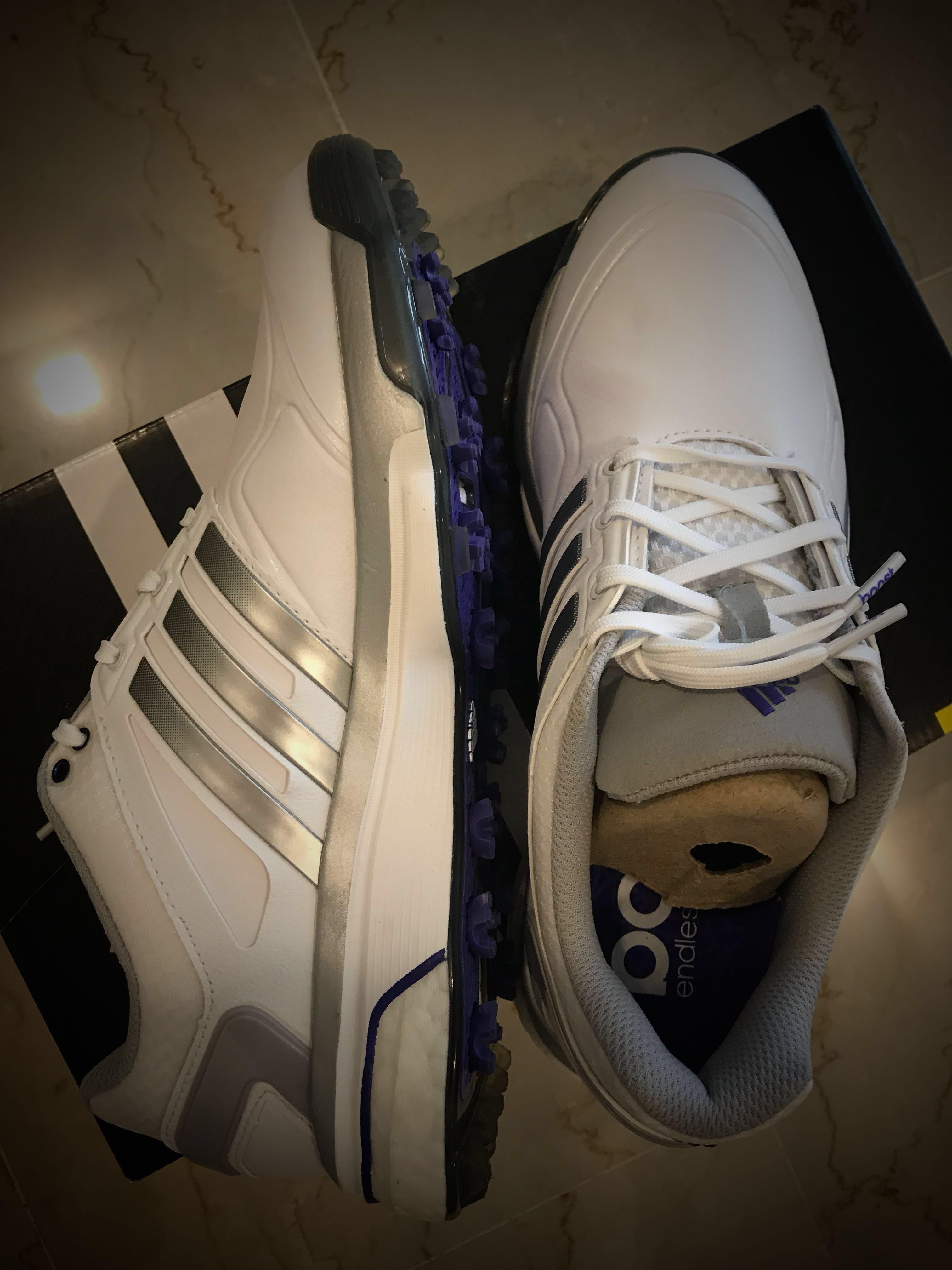 Sale) Adidas Womens W Adipower Boost Golf Shoe  8af170e22