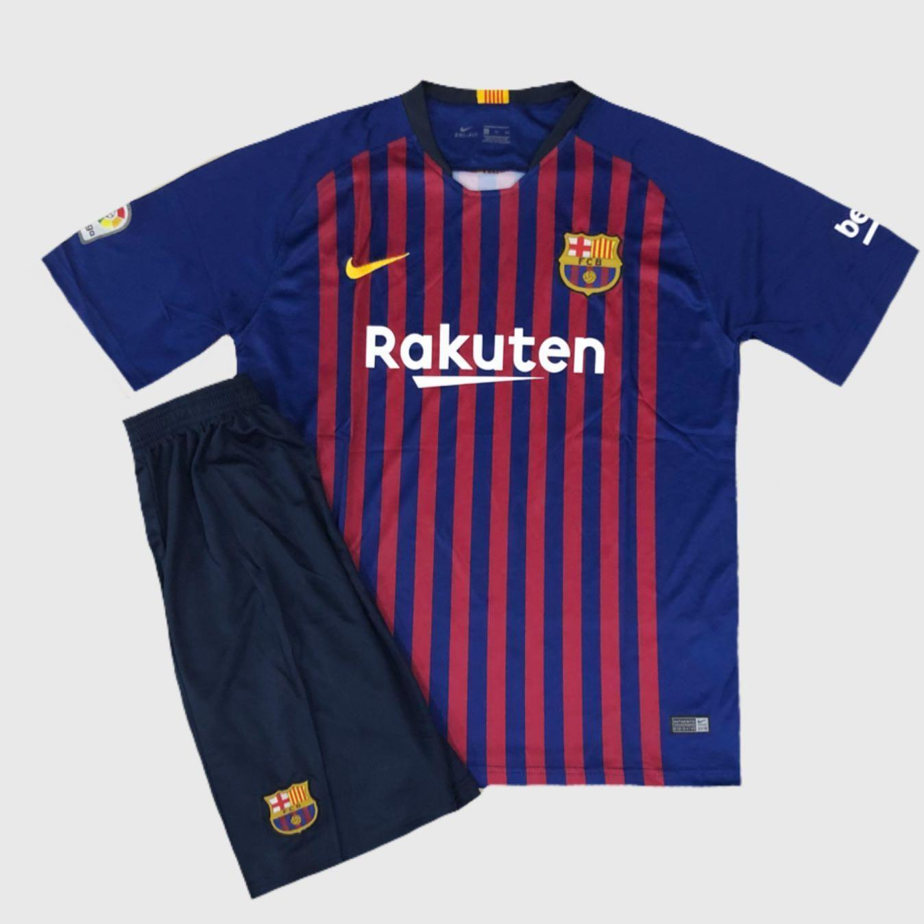 low priced f408b 474db ❗️SALE❗️Barcelona 18-19 Home/Away/Third Jersey Kit ...