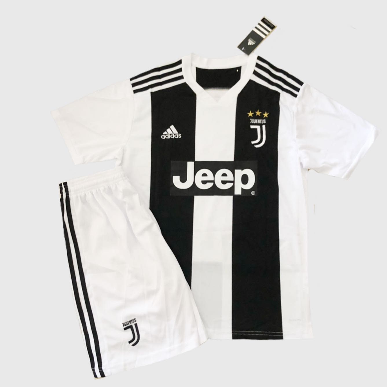 b48579c86 ❗️SALE❗️Juventus 18-19 Home Away Third Jersey Kit