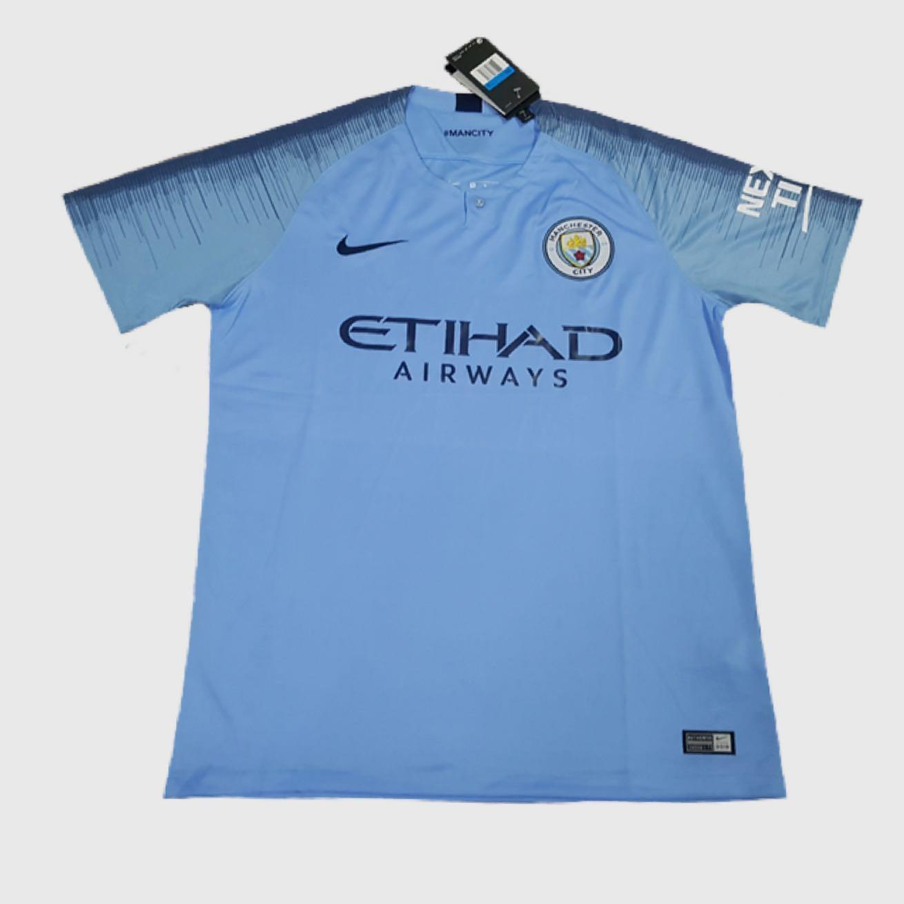 new product 59dab a007b ❗️SALE❗️Manchester City 18-19 Home/Away/Third Jersey Kit ...