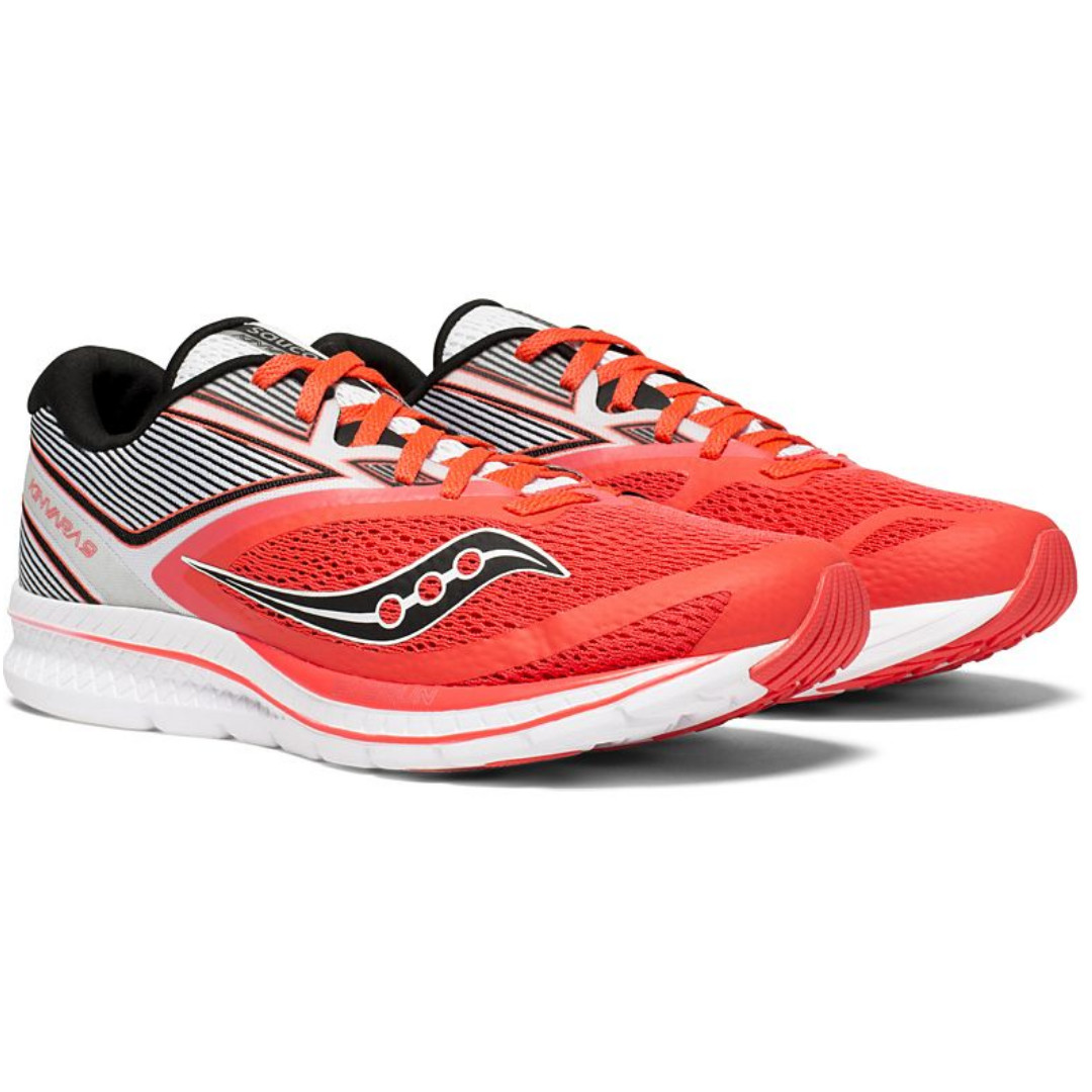newest 167c9 8085b Saucony New Running Shoes for Ladies Kinvara 9 US 6 EU 37 CM