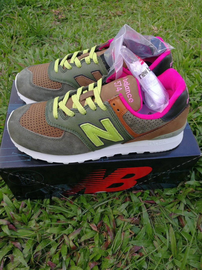 Sneakersnstuff X New Balance 574 Erik ML574SNS