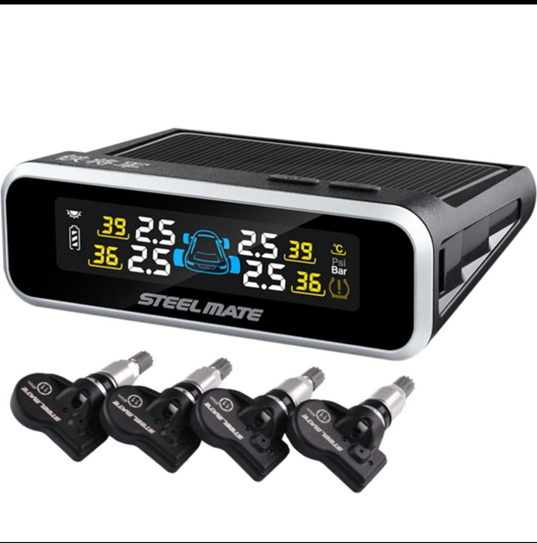 Steelmate TPMS E3 Internal Sensors, Car Accessories, Accessories on Carousell