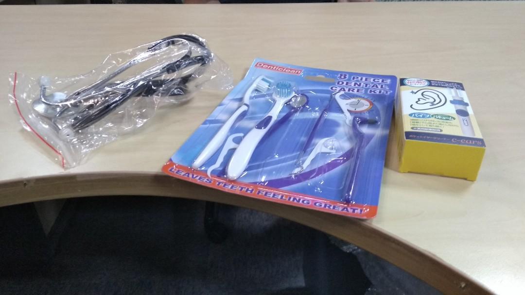 Stethoscope Ear Vacum Dan Alat Pembersih Gigi Lain Lain Lain Lain