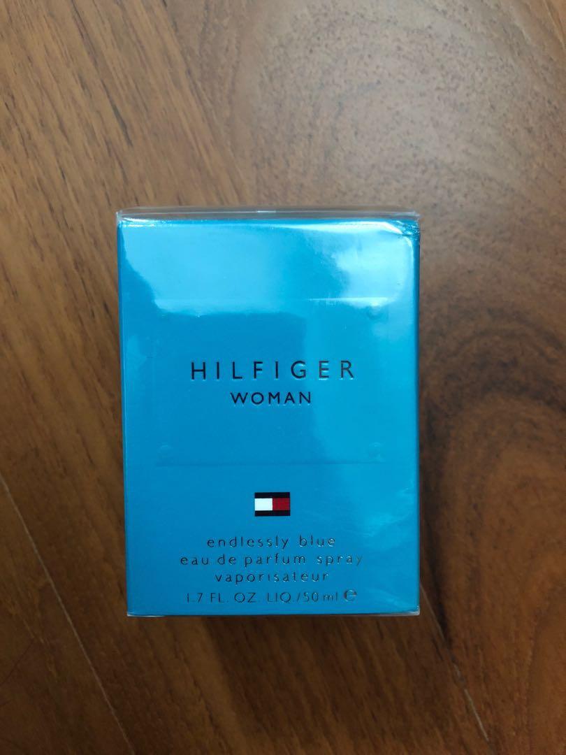 Tommy Hilfiger Woman Endlessly Blue Spray Produk Badan Dan