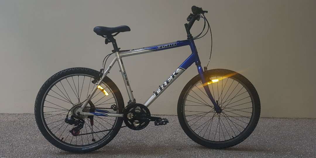 65b7d28b26f TREK 3500, Bicycles & PMDs, Bicycles, Mountain Bikes on Carousell