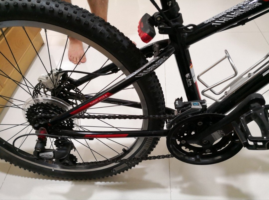 7db886c84f3 Trek Mountain Bike Superfly 24D with Shimano 8 Speed gear system ...