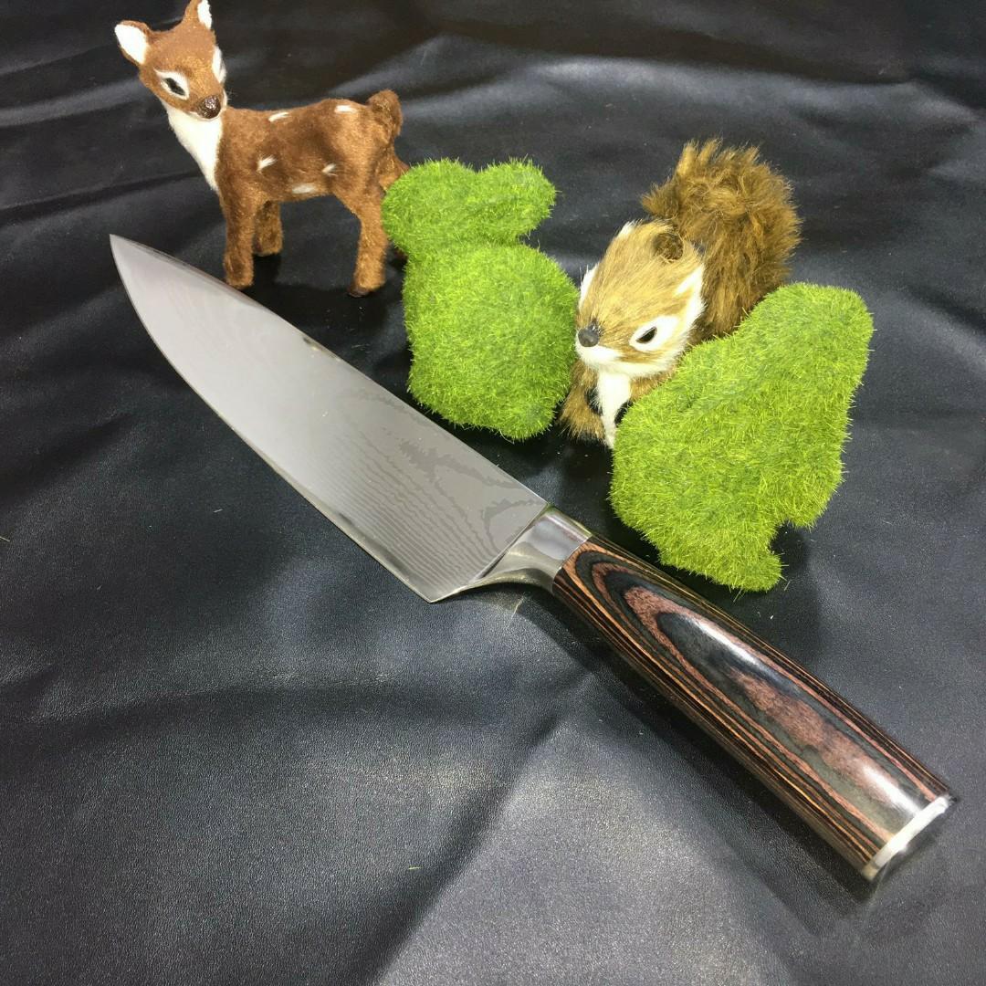TW1 洋式主廚刀(最後一把)