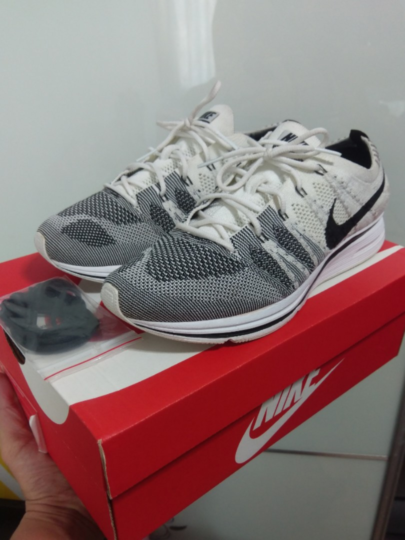 0bb5dc4a26 US10 Nike Flyknit Trainers OG, Men's Fashion, Footwear, Sneakers on ...