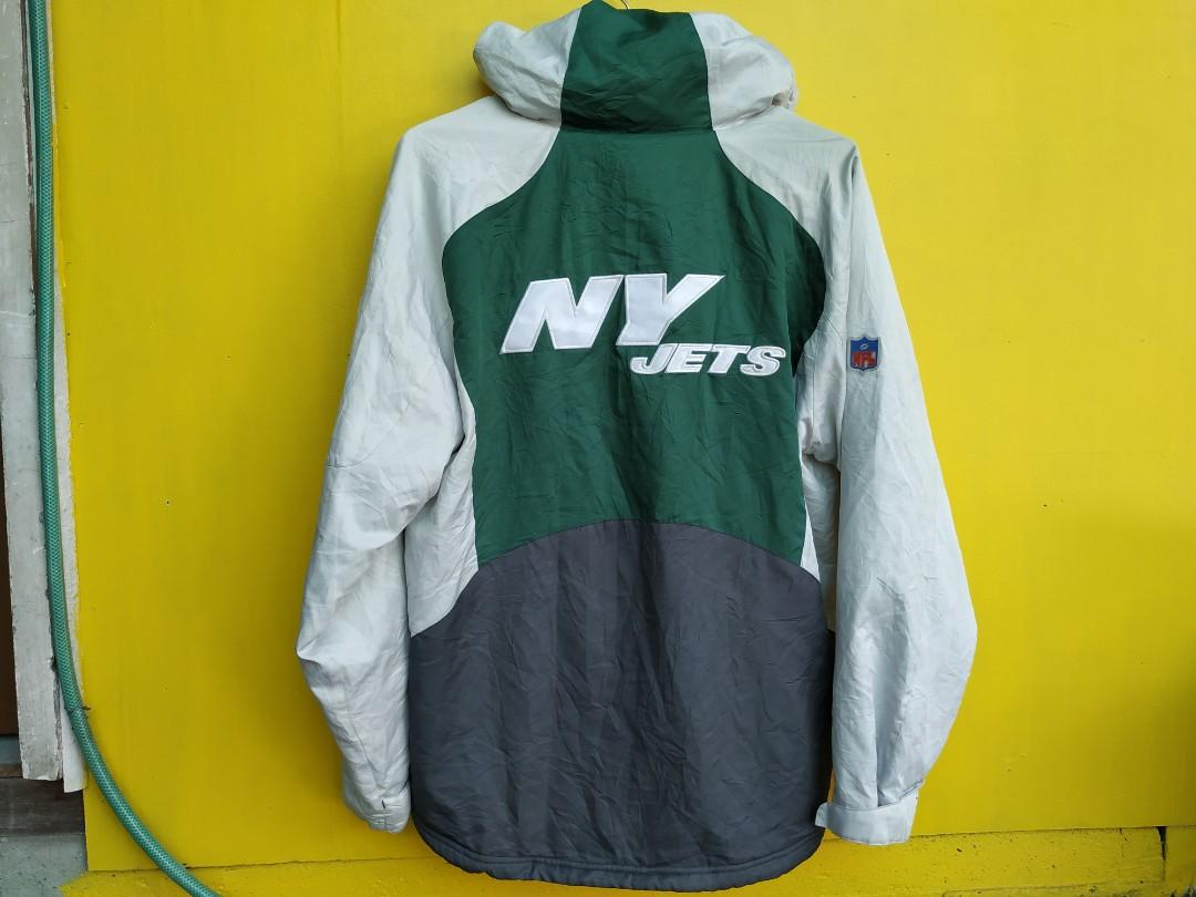 pretty nice 242f1 306e0 Vintage NFL New York Jets Jacket on Carousell