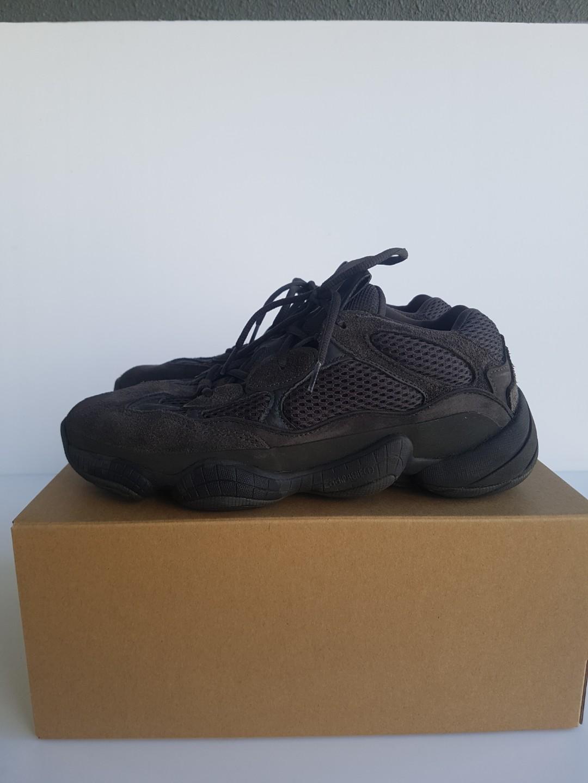 a22c7d467a2700 Yeezy 500 Utility Black