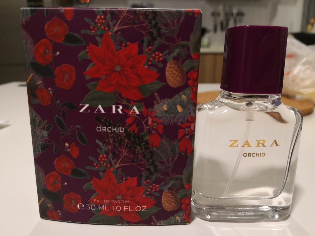 Zara Orchid Perfume Health Beauty Perfumes Deodorants On Carousell