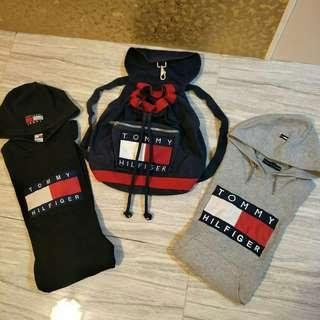 Tommy Hilfiger Embroidered Big Flag Gear