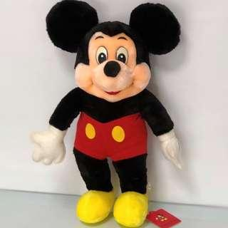 Mickey Mouse Plush Mickey Mouse Plushie Disney Collection Disney Collectibles Soft Toy Stuffed Toys