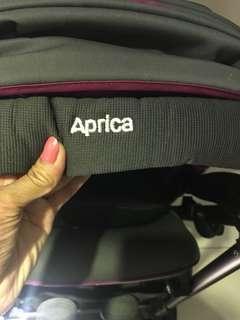 Aprica stroller slightly use