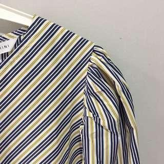 Stripes Blouse   #NEW99