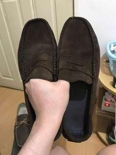 Zara loafers size 42