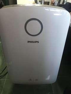 Philip 空氣淨化機 AC4081(95%new)