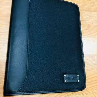 Global Gear brand note pad