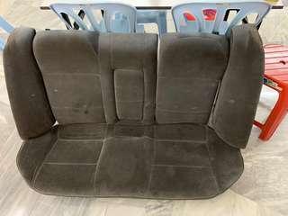 Wira 1.6 sedan seat (depan seat left hand)kiri shj*