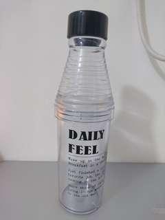 兩段 水瓶 方便清洗