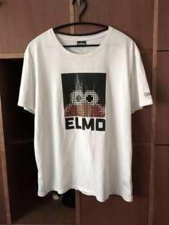 🚚 Sesame Street 白色棉T-shirt