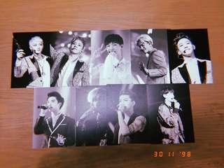 EXOlogy The Lost Planet: Chapter 1 photocards