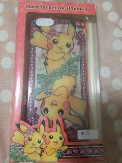 Pokemon pikachu iphone 6 hard jacket