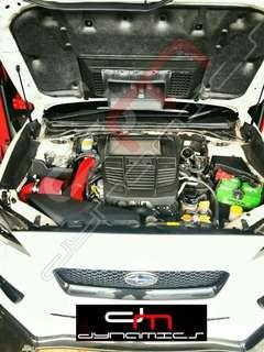 Subaru WRX VA :  Stage1 Performance Upgrades