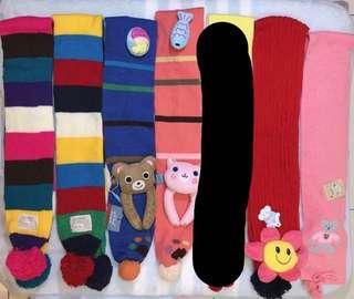 🚚 全新兒童保暖圍巾出清價80元