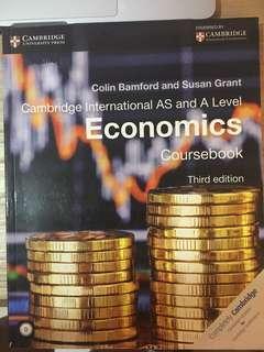 Economics AS & A level textbook