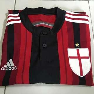 💯 Authentic AC Milan Jersey