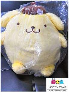 Pompompurin - Super Super Big Plushy -Muffin Motif-