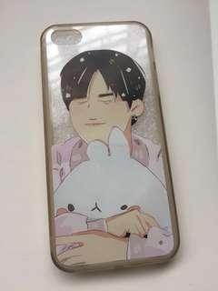 Iphone 5/5s Monsta X IM Changkyun Fanart Phone Case