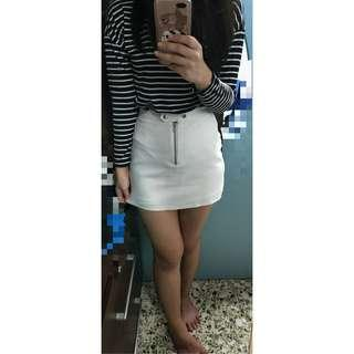 BN black and white stripes long sleeve top